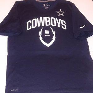 Dallas Cowboys Nike Dri-fit Shirt